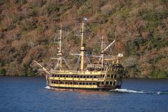 Ashinoko Lake, Hakone, Japan