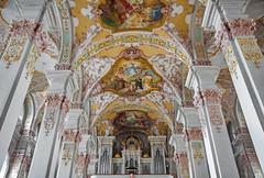 Hl. Geist Kirche, Organ (werner boehm *) Tags: wernerboehm hlgeistkirche organ architecture architektur interior barock orgel