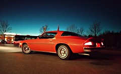 tonight: on the road again (jejger) Tags: chevy chevrolet v8 classic