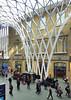 Kings Cross Concourse (Barry C. Austin) Tags: uksteam chaloner velinheli kingscross