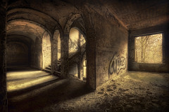 Beelitz X (DARK-style) Tags: beelitz abandoned decay forgotten urbex lostplaces exploring exploration old rotten darkstyle darkstylereloded ramstyle ramstylepictures