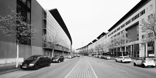 Dresden - An der Flutrinne, Dresden
