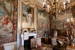 First State Room | Blenheim Palace | Feb 2019-30 (Paul Dykes) Tags: woodstock england unitedkingdom gb uk blenheimpalace johnvanbrugh englishbaroque duke marlborough churchill