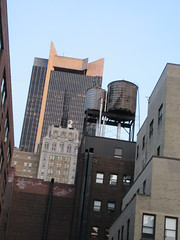1515 Broadway Office Building NYC 2690 (Brechtbug) Tags: the former milford plaza hotel now row nyc front 1515 broadway office building with minskoff theatre lobby towering back 45th street midtown 2019 new york city february 02282019 theater looking east