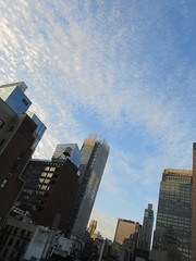 2019 March Morning Light Clouds 3537 (Brechtbug) Tags: 2019 march morning light clouds virtual clock tower from hells kitchen clinton near times square broadway nyc 03112019 new york city midtown manhattan winter spring weather building breezy cloud hell s nemo southern view