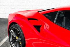2018 Ferrari 488 GTB 16 (Luxury Cars Los Gatos) Tags: ferrari 488 ferrari488 rossocorsa