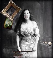 'Unrequited Torture' (tishabiba) Tags: unrequited tish montage artphoto artwork conceptual perception illusion surrealism surreale surreal digitalart digitalmania
