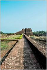 """Far away there in the sunshine are my highest aspirations."" _ Louisa May Alcott (Ramalakshmi Rajan) Tags: bekal bekalfort kerala keralatourism travel india nikon nikond5000 nikkor18140mm"