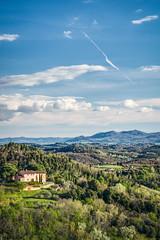 (Laura Sergiampietri) Tags: hdr landscape sky valdera tuscany toscana italy nature hills clouds house sunlight naturallight naturalillumination spring afternoon partlycloudy smcpentaxda1770mmf4alifsdm smcpda1770mmf4alifsdm april