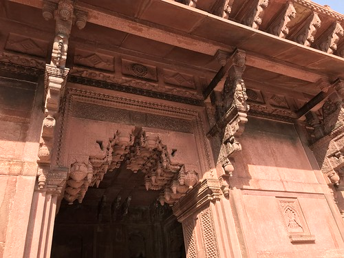 89. Agra fort, Agra, India