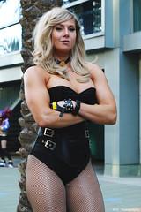 IMG_4491 (willdleeesq) Tags: cosplay cosplayer cosplayers anaheimconventioncenter wca2019 wondercon wondercon2019 birdsofprey blackcanary jla justiceleague dccomics
