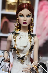 Agnes (Isabelle from Paris) Tags: fashion royalty devotion agnes the sacred lotus collection isabelleparisjewels
