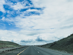 Project 365/Day 102: Road Trip Clouds