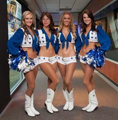 Dallas Cowboy Cheerleaders (xgirltv1000) Tags: tgirl transgender transwoman trans transformation crossdress girlslikeus transisbeautiful makeover genderfluid genderbender dallascowboys dallascowboycheerleaders michellemonroe