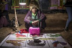 Betting game during Fire Baloon festival, Taunggyi, Myanmar (Daddi Andrea) Tags: myanmar burma burmese birmania asia southeastasia asian asean travel street streetphotography tourism taunggyi taungyii portrait fun fair fire baloon people