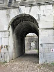 Archways at the Citadelle, Namur, Belgium (Paul McClure DC) Tags: namur namen belgium belgique wallonia wallonie feb2018 historic architecture ardennes castle citadel