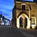 Peterborough after dark