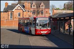 Warrington's Own Buses - DK07 EZM (2) (Tf91) Tags: warrington warringtonbus warringtonsownbuses wbt dk07ezm 74 47 knutsford bus cheshire vdlbus wrightcadet