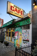 Argo Cafe (luke.me.up) Tags: nikon z6 nikonz6 cafe sign door