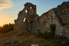 Mangup Citadel Ruins (zaxarou77) Tags: mangup citadel ruins architecture color nature down dusk light russia crimea landscape old castle fortress sony ilce a7 fe 2870