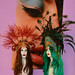 New Orleans - Crazy Colours Headdresses