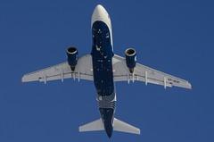 Aurora Airlines, Airbus A319 VP-BUK (Zhuravlev Nikita) Tags: spotting elizovo kamchatka uhpp airbus 319 a319 aurora