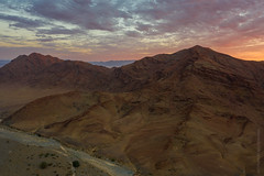 Desert Peaks at Sunset in Namibia DJI Mavic Pro 2 (www.mikereidphotography.com) Tags: drone namibia sunset landscape desert peaks africa