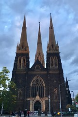 St Patrick's Cathedral (Hecuba's Story) Tags: 2019pad stpatrick'scathedral