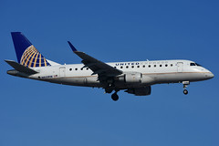 N631RW (United Express - Republic Airlines) (Steelhead 2010) Tags: unitedairlines unitedexpress republicairlines embraer emb170 yyz nreg n631rw