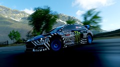 Focus (KillBones) Tags: forza horizon 4 drift ford voiture route