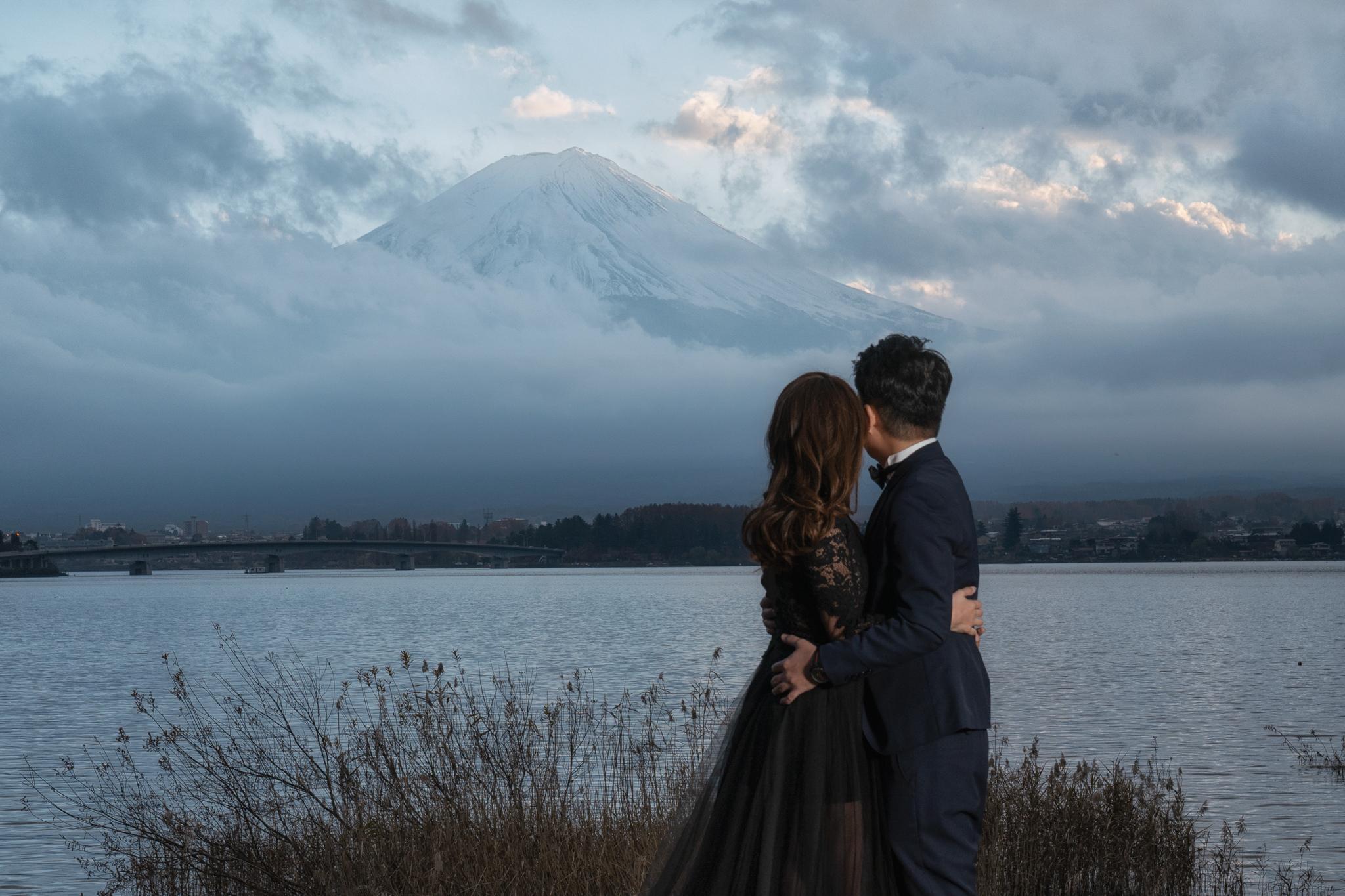 EASTERN WEDDING, 東法, Donfer, 東京婚紗, 河口湖, 汐留 , 銀杏婚紗, 楓葉婚紗