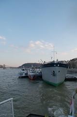 IMGP3992 (hlavaty85) Tags: budapest budapešť boat dunaj river řeka