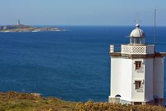 FaRoS (MaRuXa fotografía) Tags: faros acoruña torrehercules mera faropequeñodemera mar canon maruxa galicia
