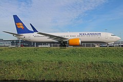TF-ICY (Dutch Civil Aircraft Photography) Tags: icelandair boeing 737 boeing737max boeing737max8 ams schiphol