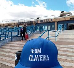 Team Clavería triatlón Melilla Copa Europa élite  júnior clasificatorio Campeonato España 8