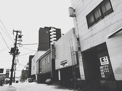 iPhone (leicafanboy..) Tags: japanese japan iphone monochrome b&w winter outdoor