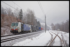 Lokomotion 193 771, Tenneck 03-02-2018 (Henk Zwoferink) Tags: lokomotion henkzwoferink lomo lm vectron siemens 193771 rtc railtractioncompany gemeindewerfensalzburgaustriaat