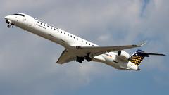 Bombardier CRJ-900LR D-ACNQ Lufthansa CityLine (William Musculus) Tags: plane spotting aviation airplane william musculus dacnq lufthansa cityline bombardier crj900lr cl6002d24 clh regional lh dlh basel mulhouse freiburg bsl mlh eap euroairport lfsb canadair jet