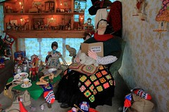 Piemonte - Biellese,  Presepe di Postua, la Befana (mariagraziaschiapparelli) Tags: piemonte biellese presepe presepedipostua presepegigante presepedipostua2018 allegrisinasceosidiventa