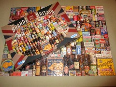 The Brands that Built Britain (pefkosmad) Tags: jigsaw puzzle hobby leisure pastime gibsons complete new sealed gift christmas brands thebrandsthatbuiltbritain 1000pieces food toiletries cleaners drinks