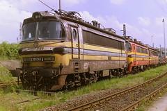 CD 230034-1 (bobbyblack51) Tags: cd class 230 skoda type 47e bobo electric locomotive 2300341 dkv brno malomerice 2006
