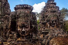 The Bayon (Matilda Diamant) Tags: rusalka cambodia asian asia touristic culture angkor siem reap architecture khmer empire bayon temple religion religious buddhism
