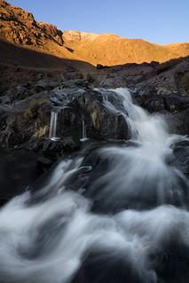 River Sprint falls