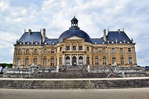 Palacio de Vaux-le-Vicomte (Maincy)