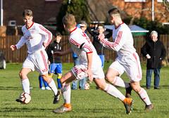 New Hartley Juniors v Spennymoor Semi Final (7 of 18) (NoTomatoes) Tags: durhamfa fc league newhartley spennymoor club cup field final football junior match semi