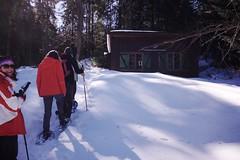 Refuge du Col du Petit Cucheron (boklm) Tags: alpes france fuji100t snow
