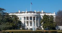 The White House (\Nicolas/) Tags: white house washington columbia usa president office national mall administration government