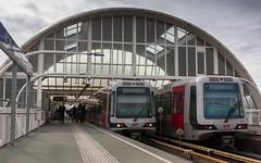 Spijkenisse Centrum metro station (Nicky Boogaard) Tags: ret metro subway spijkenisse spijkenissemetrocentrum spijkenissecentrum