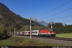 OBB Rh1144.089 (Marco Stellini) Tags: obb regio salzburg 1144 rh1144 giesela