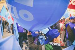 DSCF7231 (Alessandro Gaziano) Tags: foto fotografia alessandrogaziano roma colori colors people gente manifestazione diritti italia italy visioni lavoro lavoratori